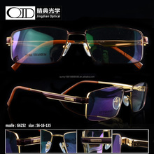 2015 Hot new design men optical frames G6252 fashionable design eyeglsses frame