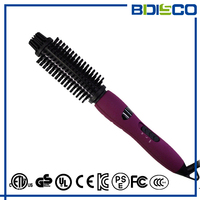 electric hair brush rollers curling iron for big curls CETLus
