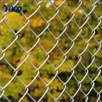 low price rodent proof used chain link fence panel