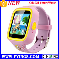 q5 smart baby watch kids and senior sos wrist cell phone watch