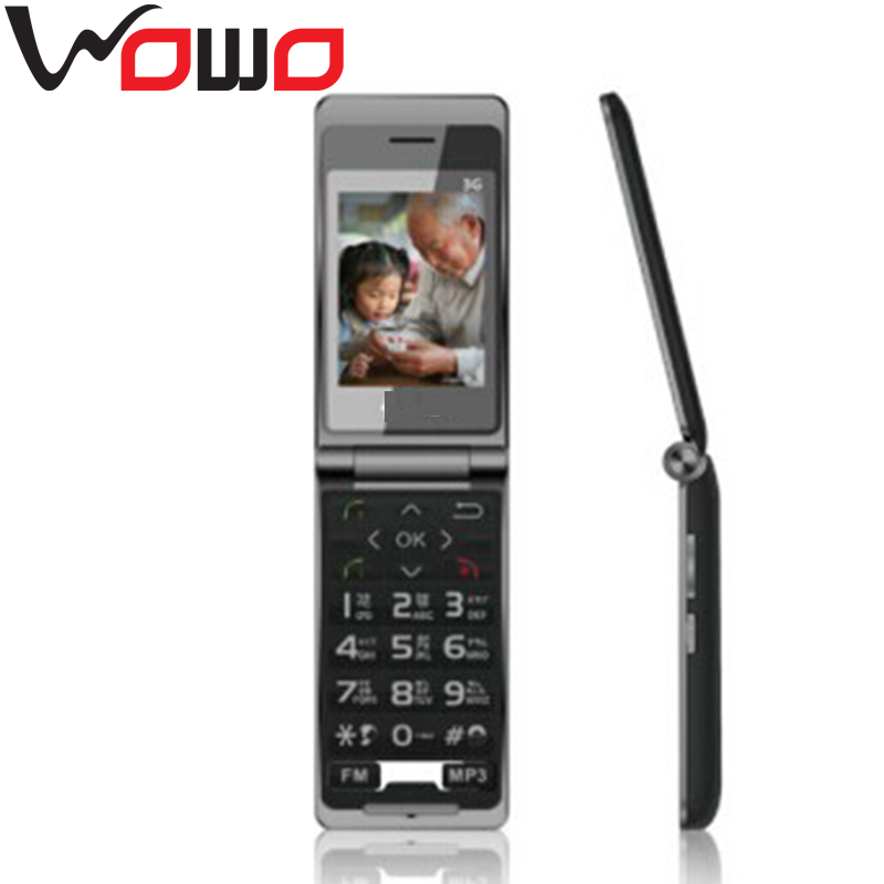 Original F5 2.4 inch TFT Color Display Screen mini cute flip phone support MP3 MP4 FM Bluetooth