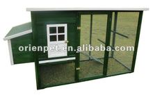 ORIENPET & OASISPET Wooden chicken coop Ready stocks NTBT2570 L - Green