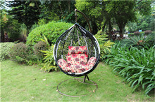 China Furniture Promotional High Quality Leisure Water Drop Swing Chair