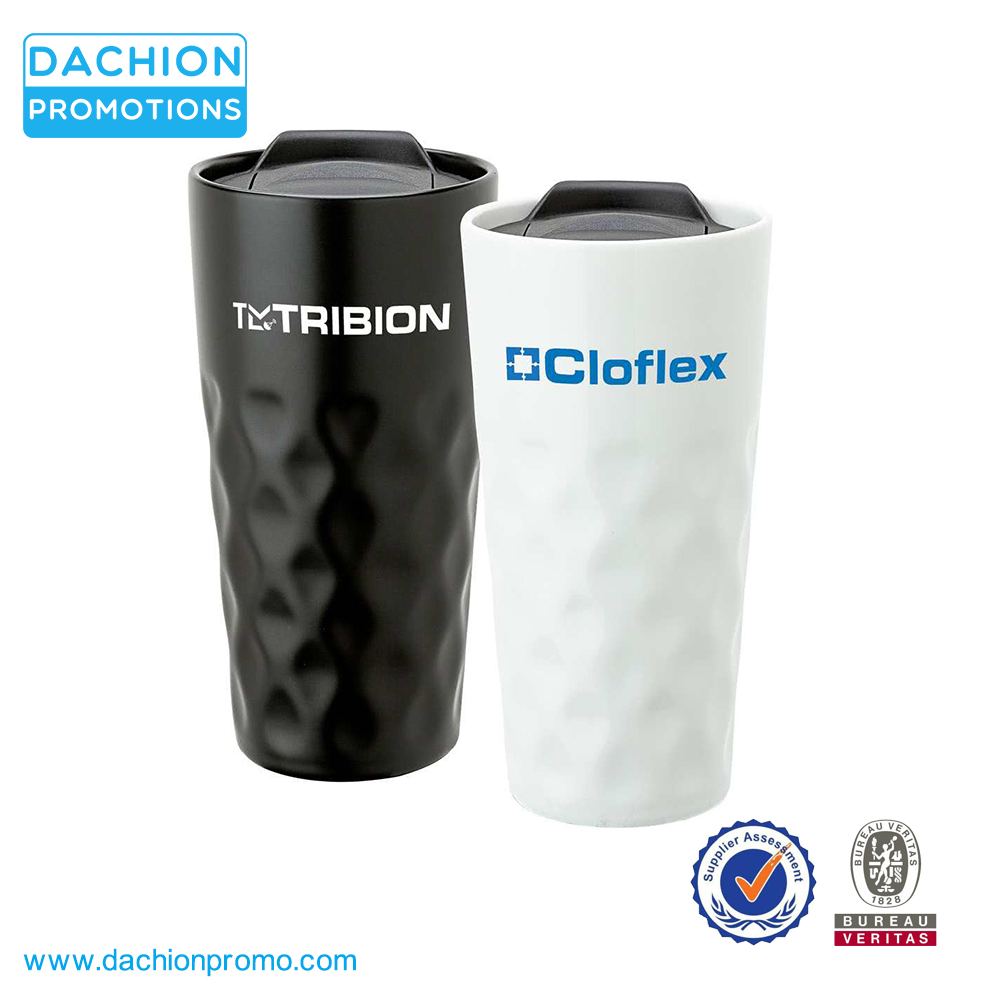 Customized Ceramic Travel Tumbler (15 Oz.)