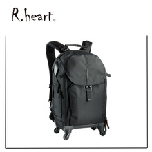 Wholesale Multifunctional Laptop Trolley Bag Rolling Backpack Trolley School Bag