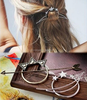 Buy Alloy hair clip in China on Alibaba.com
