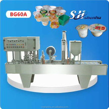shanghai factory carbonated beverage drink filling machine with CE/SGS popular type