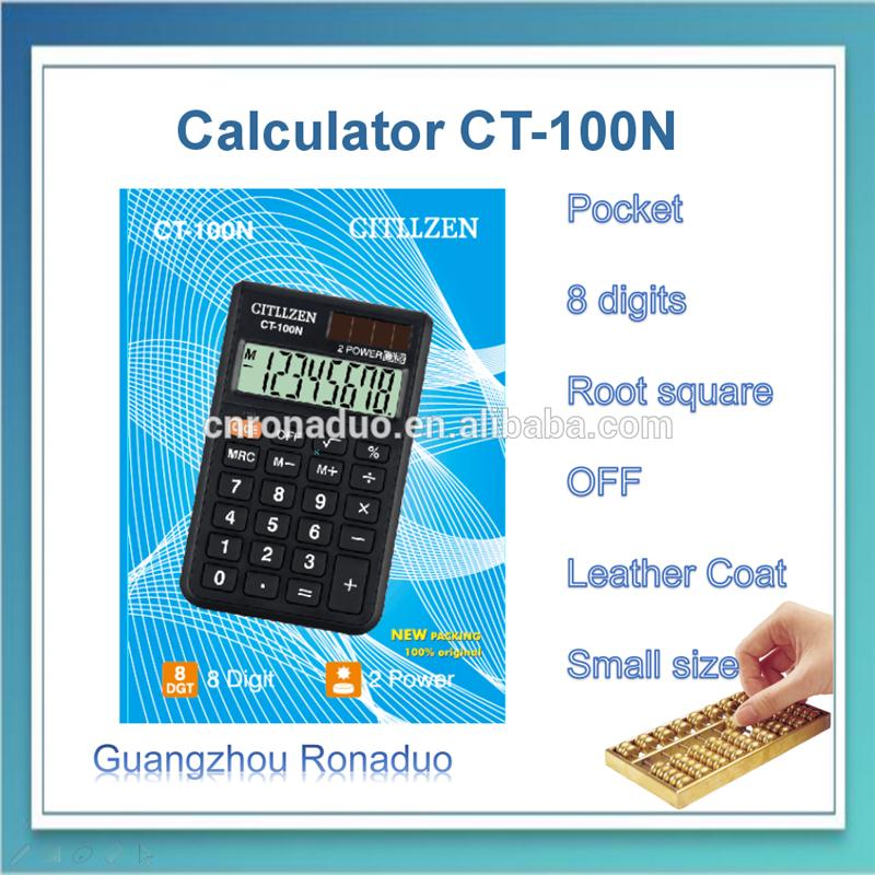 multi-function desk factory wholesale promotional gifts mini pocket 8 digits cheap s for sale calculator
