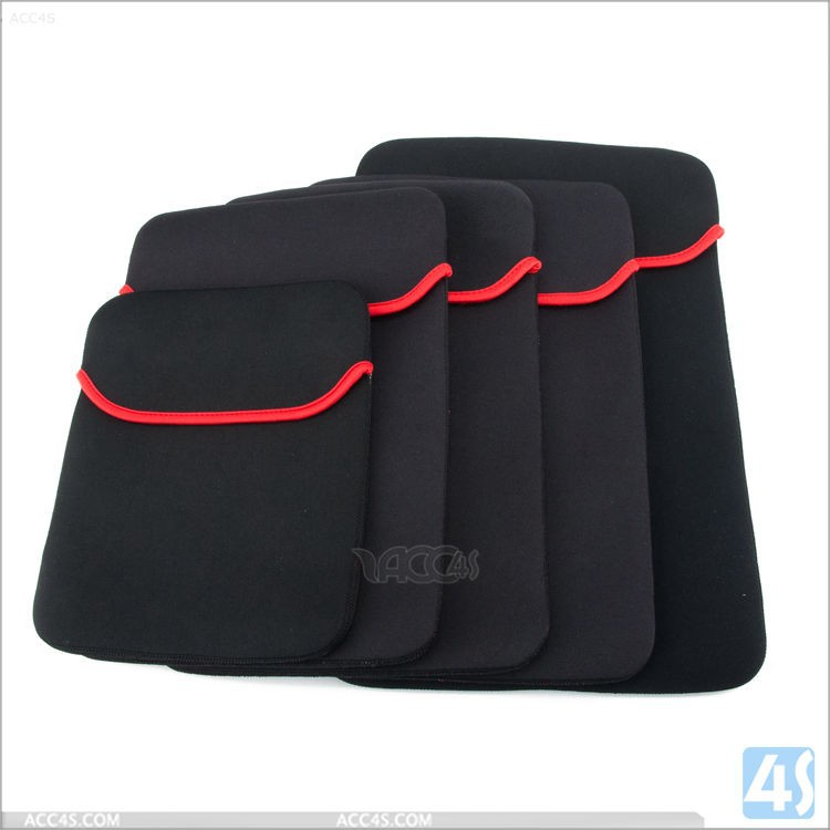 Hot selling wholesale in stock felt laptop/notebook/tablet sleeve/case bag