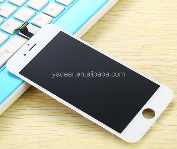 mobile phones display for iphone 6 Lcd dispaly with touch screen digitizer