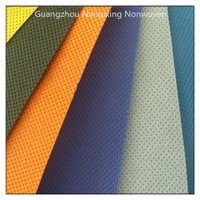 nonwoven printed fabric textile manufacturing process