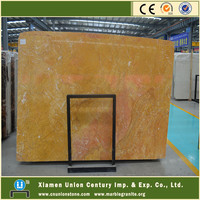 Caren gold and yellow marble tile 60x60