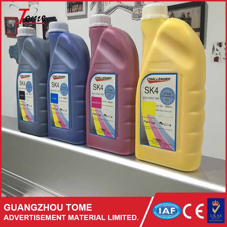 original high quality Solvent Based Printing Ink , outdoor printing SK4 ink