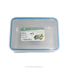 Factory Manufacture new style PP 1L food storage container set food storage box protect fresh box home goods lunch box