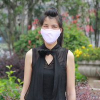 Customized logo printed anti PM2.5 surgical face mask