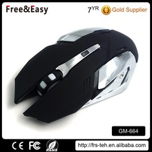 new high quality led computer optical OEM gaming mouse for professional gamer