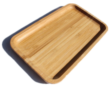 High Quality Bamboo Cheap wooden pizza serving tray Or Cheap Bulk Dinner Plates