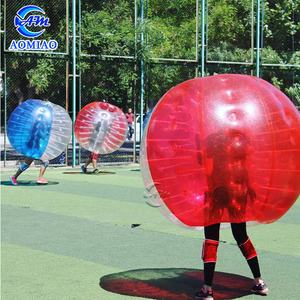Cheap bumper ball inflatable buddy belly soccer bumper ball for sale