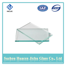 Safety anti reflective windscreen 15mm tempered blue glass price