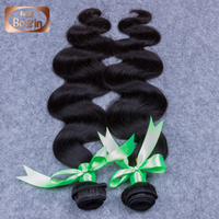 Brazilian Remy Human Hair On Weft Milky Way Human Hair Wholesale Virgin Brazilian Hair