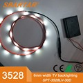 outdoor battery powered flexible led strip light RGB with usb plug