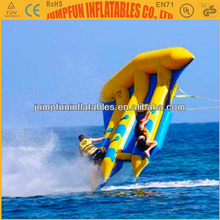 inflatable flying fish boat/Inflatable banana flyfish for sale