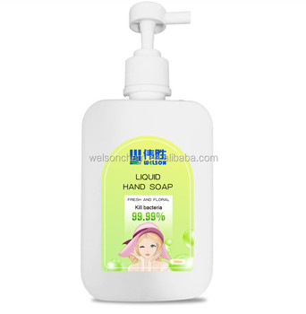 Liquid Fragrant Hand Soap with Bactericide