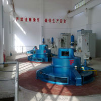 20kW Small Water Turbine Price 100kW