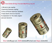JM2-spider jaw coupling 6.35mm*6.35mm OD30mm L 35MM