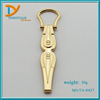 Handle Decoration Fashion Metal Hardware Lady