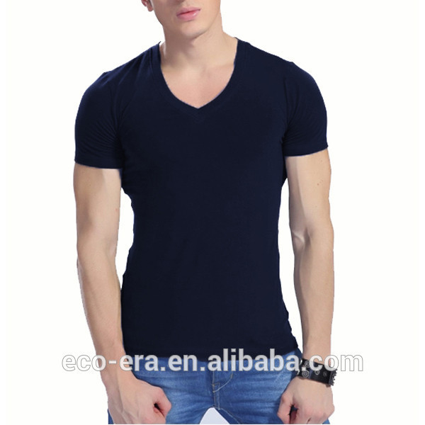 100% Bamboo Products Cheap Plain White T- shirts Bulk Wholesale T Shirt