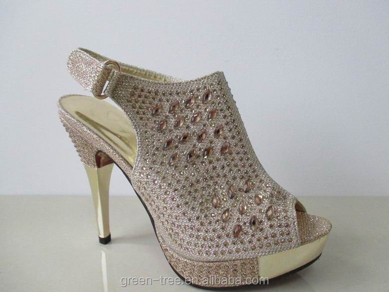 High quality 3cm platform high heel shoe