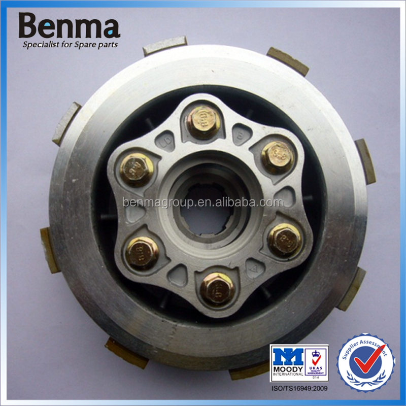 Good quality HF BM clutch plates motorcycle CB150 clutch assembly