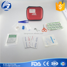 Practical first aid kits, the wounded emergency equipment, outdoor or indoor