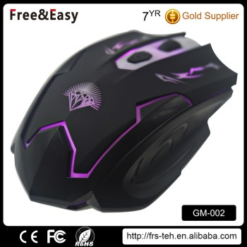 OEM high quality usb receiver best wired gaming mouse