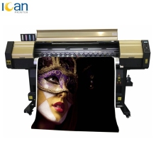 Topcolor eco solvent double sided diy dgi large format plotter printer and cutter with dx5 dx7 5113 print head