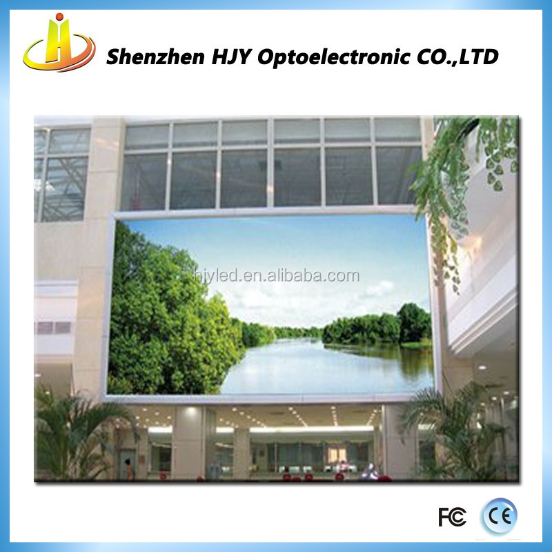 china blue film video HD P8 outdoor led panel screen videos japan