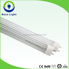 CE,ROHS SAA,PSE LM-80 test 4ft 18W T8 LED Tube Light for park lighting