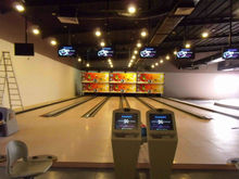 Brunswick Bowling Lane Sale