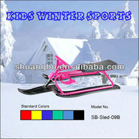 Snow Kid's Snowmobile Sledge