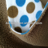 Bonding Fabric/ Bonded Polar Fleece Fabric