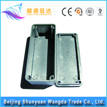 Customized Aluminum Die Casting Parts High Quality Electronic Project Box Enclosures with good price