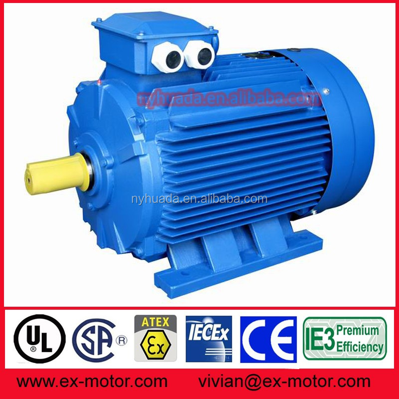 good quality 3 phase shanghai electric motor
