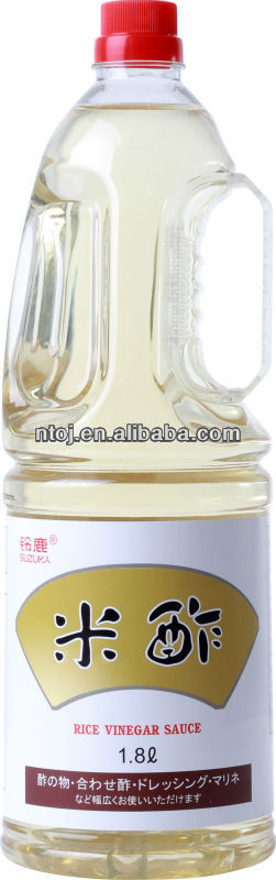 Japanese Rice Vinegar-1.8L