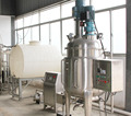 Automatic liquid detergent /liquid making machine