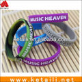 Custmized Carved silicone wristbands.promotional silicone bracelets