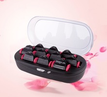 Curly hair curler products hot water weave hair rollers