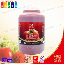 wholesale HACCP higah quality 3kg tomato ketchup brand manufacturer