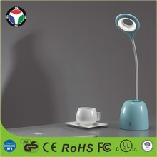 Portable Table Light Eye-Protection Rechargeable Touch Sensor LED Desk Lamp