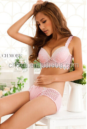 C26943A Hot Sale European Style Sexy Lady Bra Set